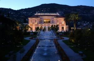 Soirée de gala des Amis de la Villa Ephrussi de Rothschild