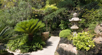 The Japanese Garden Is Known As U201cCho Seki Teiu201d, Which Means U201cgarden Where  One Can Calmly Listen To The Pleasant Sound Of The Waves At Twilightu201d.
