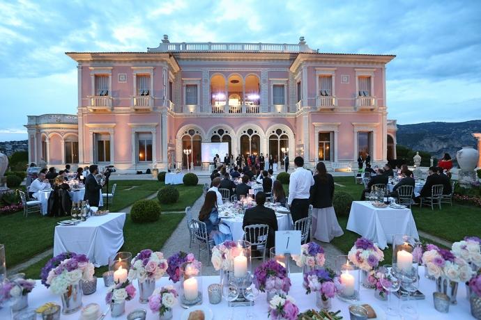 manuel meszarovitz - Villa Ephrussi De Rothschild Mariage